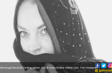 Semangat Beramal Lindsay Lohan, Ikut di Acara Bukber Maher Zain - JPNN.com
