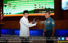 Peringatan Nuzululquran Perkuat Iman Prajurit TNI AL - JPNN.com