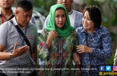 Si Cantik Istri Gubernur Bengkulu Ditangkap KPK, Melyan: Kelakuan Aslinya - JPNN.com