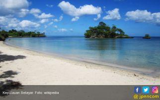 Jokowi Island, Atraksi Baru di Kepulauan Selayar Sulsel