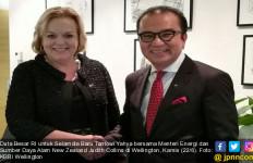Indonesia Kaya Panas Bumi, Dubes Tantowi Temui Menteri Energi Negeri Kiwi - JPNN.com