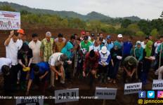 Menteri Pertanian Bangkitkan Lahan Tidur di Bau Bau - JPNN.com