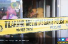 Berita Duka, Mayat Perempuan di Jurang Dekat Jalan Raya Diduga Korban Penganiayaan - JPNN.com