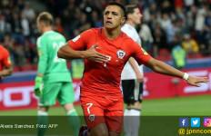Imbang Lawan Jerman, Chile Puncaki Klasemen Grup B Piala Konfederasi - JPNN.com
