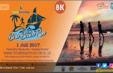 Mau Berlari Sambil Nikmati Keindahan Pantai? Ikut Bira Beach Run Saja - JPNN.com