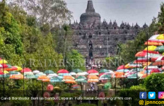 Berkunjung ke Borobudur, Ganjar: Tunggu di YouTube Saya ya - JPNN.com