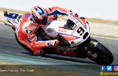 Sengit, Danilo Petrucci Kejutkan FP2 MotoGP San Marino - JPNN.com