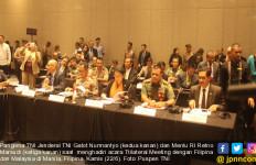 Panglima TNI Hadiri Pertemuan Trilateral Soal Penanggulangan Terorisme - JPNN.com