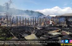 Kebakaran, Suami Tembus Api Demi Selamatkan Tabungan Biaya Persalinan Istri - JPNN.com