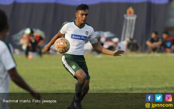 Timnas U-23 Indonesia vs Thailand: Rachmat Irianto Video Call Sebelum Tanding - JPNN.com