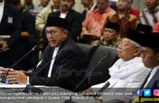 Menteri Agama: 6 Petugas yang Disumpah, Semuanya Melihat Hilal - JPNN.com