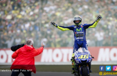 Pengakuan Valentino Rossi Usai Akhiri Satu Tahun Puasa Kemenangan - JPNN.com