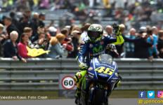 Rossi Catat Kemenangan ke-115, Enam Pembalap Gagal Finis di MotoGP Belanda - JPNN.com