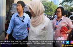 Lebaran, Tahanan KPK Dibawain Keluarga Sup Konro dan Leppet - JPNN.com