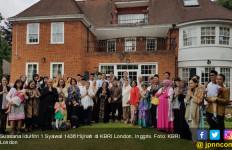 Beginilah WNI di Inggris Merayakan Idulfitri - JPNN.com