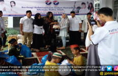 Kartini Perindo NTB Santuni 200 Anak Yatim - JPNN.com
