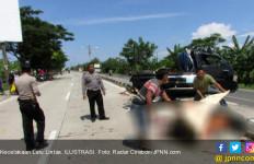 Remaja Tewas Terlindas Mobil, Kepala Pecah, Tangan Putus - JPNN.com