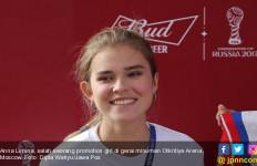 Iiih..Gadis Rusia di Piala Konfederasi Ini Bikin Gemas - JPNN.com