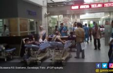 Dokter dan Perawat di RS Ngamuk tak Bisa Gunakan Hak Pilih Pemilu - JPNN.com
