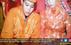 Masih Ingat Pernikahan Lesbi di Sumut yang Melahirkan Itu? Inilah Kabar Terbarunya - JPNN.com