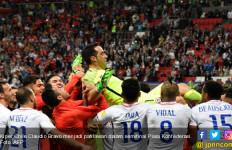 Bravo! Chile Singkirkan Portugal di Semifinal Piala Konfederasi - JPNN.com