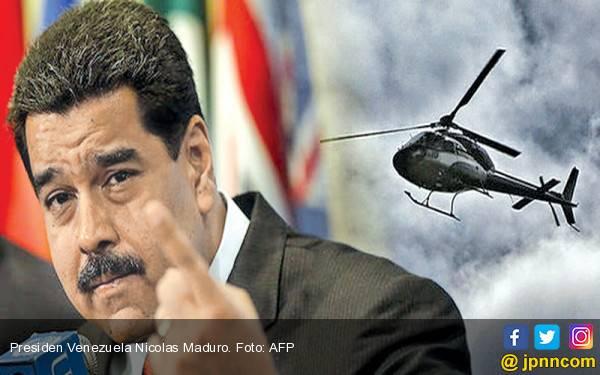 Krisis Venezuela: Maduro Mulai Bicara Perang Saudara - JPNN.com