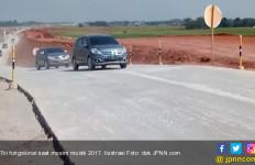 Pemudik Sudah Bisa Gunakan Tol Surabaya - Ngawi - JPNN.com