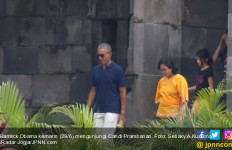 Barack Obama ke Prambanan, Paling Istimewa, Begini Cerita Pemandunya - JPNN.com