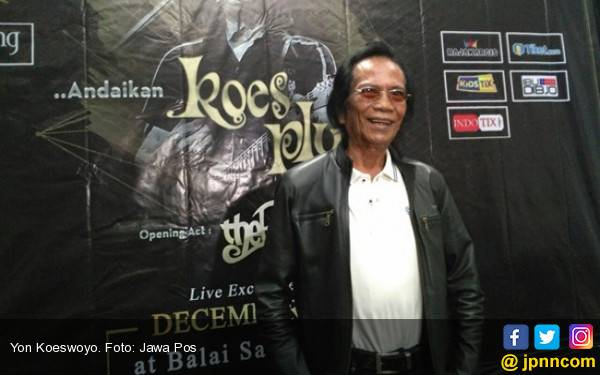 Mengenang Suara Emas Yon Koeswoyo, 6 Lagu Hit Didaur Ulang - JPNN.com