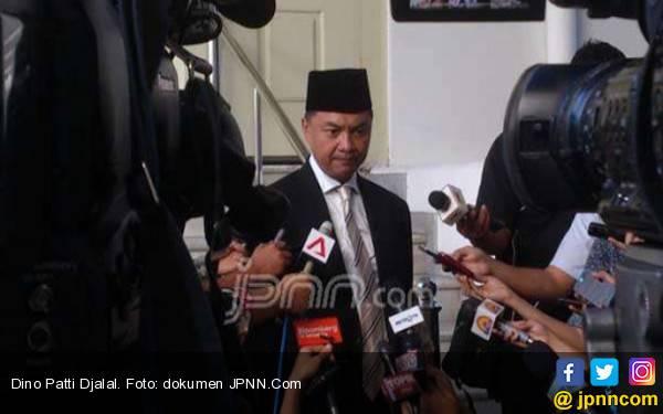 Brankas Milik Dino Patti Djalal Dibobol Mantan Aspri - JPNN.com