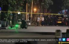 Teror Pakai Pisau atas Perintah Bos ISIS - JPNN.com