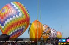 Besok, AirNav Indonesia Gelar Java Balon Festival 2019 di Pekalongan - JPNN.com