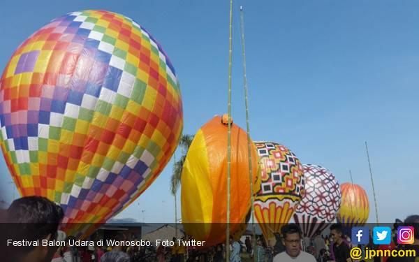 Awas, Sembarangan Terbangkan Balon Udara Bisa Dipidana 3 Tahun Penjara - JPNN.com