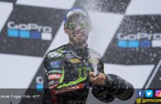 Cerita Unik di Balik Podium Jonas Folger di MotoGP Jerman - JPNN.com