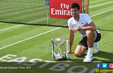 Lihat, Djokovic dan Pliskova Datang ke Wimbledon dengan Senyuman - JPNN.com