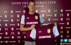 John Terry Resmi Bergabung ke Aston Villa - JPNN.com