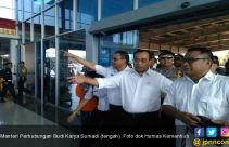 Hari Terakhir Menjabat, Menhub Kembangkan Dua Bandara di Jawa Tengah - JPNN.com