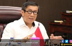 Perseteruan Menkumham vs Wali Kota Tangerang, Sama - sama Lapor Polisi - JPNN.com