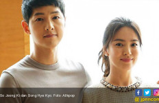Song Joong Ki: Saya Ingin Habiskan Sisa Hidup Bersamanya - JPNN.com