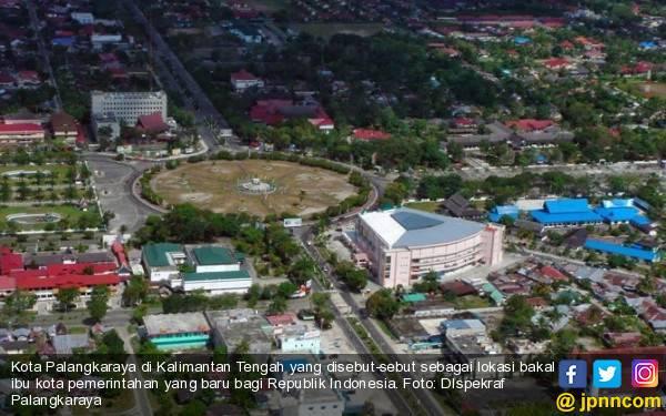 80%, Istana Negara dan Gedung DPR RI di Gunung Mas - JPNN.com