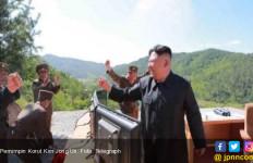 Dikabarkan Meninggal Dunia, Kim Jong-un Justru Berkirim Salam - JPNN.com