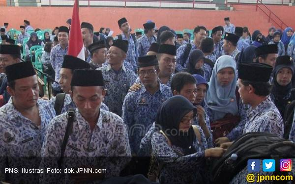 4.300 Dosen Kampus Swasta Tuntut Diangkat jadi PNS - JPNN.com