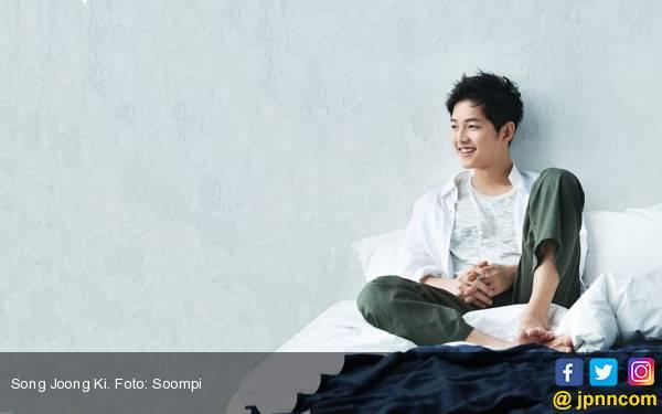 Song Joong Ki Bakal Main Drama dengan Artis Cantik Lagi  - JPNN.com