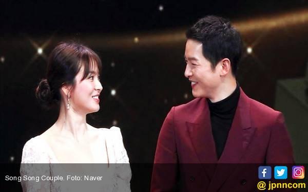 Perceraian Song Song Couple Guncang Bursa Saham - JPNN.com