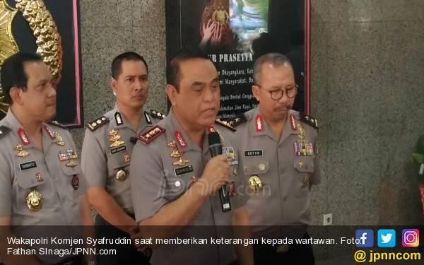 Wakapolri: Rutan di Mako Brimob Tanggung Jawab Dirjen PAS - JPNN.com
