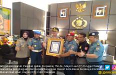 Gagalkan Pencurian, Anggota Kopaska TNI AL Terima Penghargaan - JPNN.com