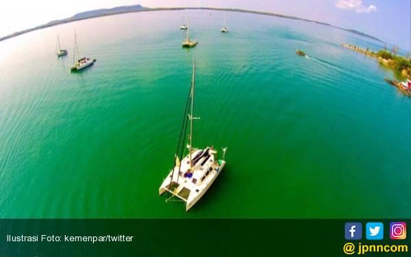Yachter Jelajahi Pulau Cantik Lewat Multihull Solutions-Wonderful Sail 2 Indonesia 2017 - JPNN.com