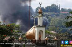 Semua Gedung Hancur Karena Perang, Kecuali Masjid Ini - JPNN.com