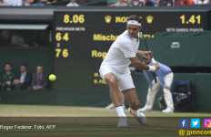 Pertama Sejak 2014, Big Four Tunggal Putra Wimbledon Lolos ke 16 Besar - JPNN.com