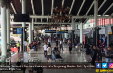 Hujan Deras, Underpass Terminal 3 Bandara Soetta Aman? - JPNN.com